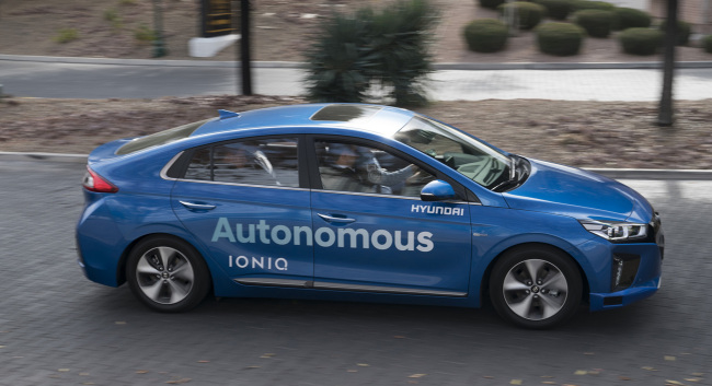 Newsmaker Hyundai Tests Strength In Autonomous Cars