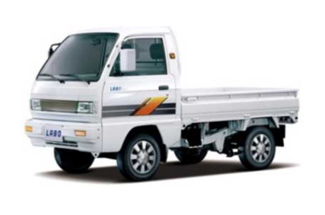 GM minitruck Labo (The Ministry of Land, Infrastructure and Transport)