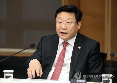 Trade Minister Joo Hyung-hwan (Yonhap)