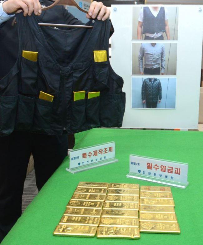 (Incheon Customs)