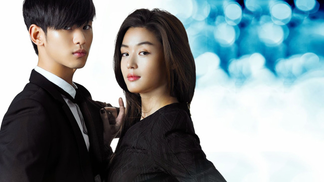 "Promotional image for ""My Love from the Star"" (SBS)"