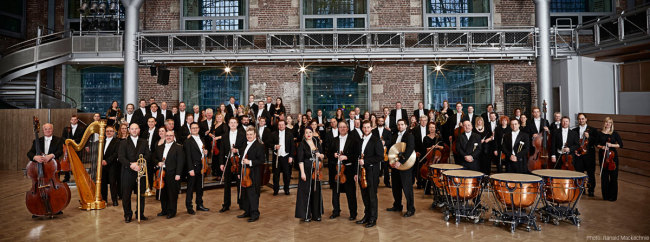 Members of the London Symphony Orchestra (London Symphony Orchestra)