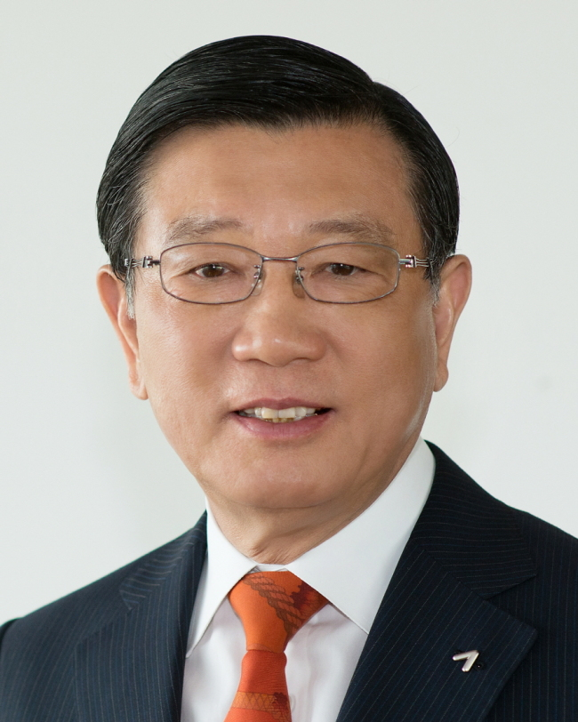 Kumho Asiana Chairman Park Sam-koo (Kumho Asiana Group)