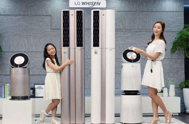 LG Smart Home Appliances