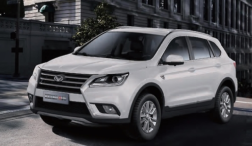 Chinese Suv Launched In Korea