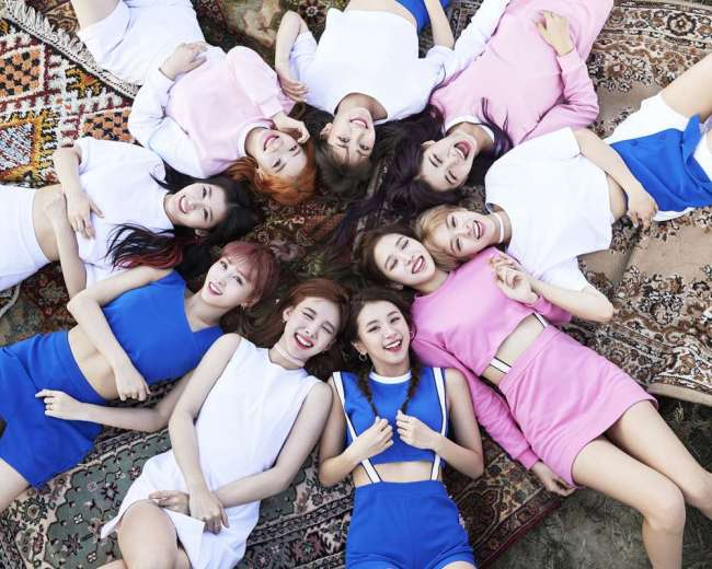 Girl group TWICE to release special album