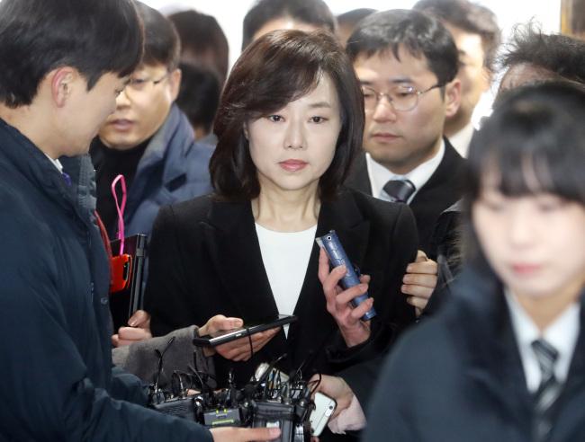 South Korean minister resigns after arrest over arts blacklist