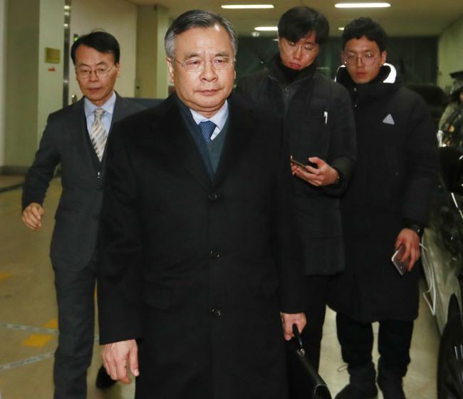 Korea minister quits after arrest over arts blacklist