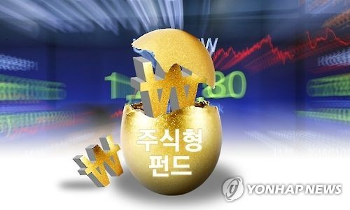 An image of stock funds. (Yonhap)