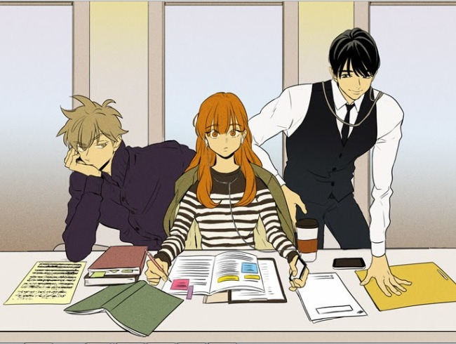 Korean webtoon readership growing themes need diversifying report webtoon cheese in the trap is currently available in indonesia through line webtoons line webtoons stopboris Image collections