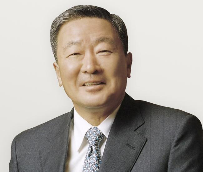 Current LG Group Chairman Koo Bon-moo (LG Corp.)