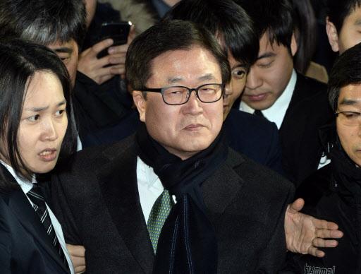 Samsung Electronics President Park Sang-jin (Yonhap)