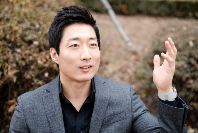 Choi Yoon-sup, Managing Partner at Digital Healthcare Partners (Park Hyun-koo/The Korea Herald)