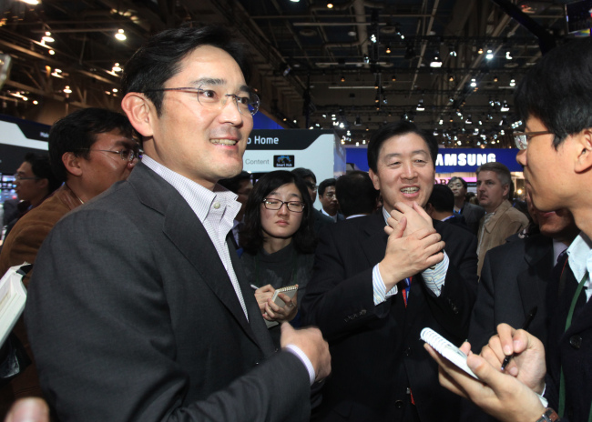 Samsung Officials Facing Corruption Charges Offer To Resign