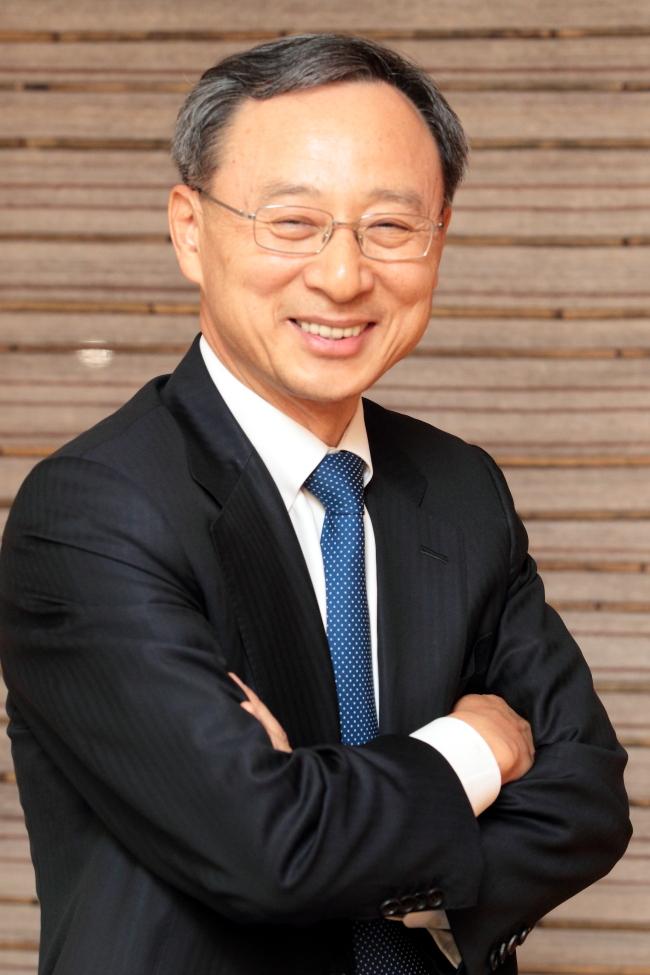 KT CEO Hwang Chang-gyu (KT)