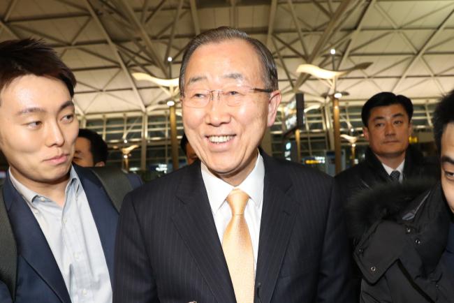 Ban Ki-moon (Yonhap)