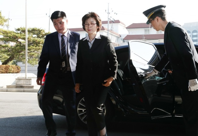 Samsung corruption scandal gets South Korean president impeached