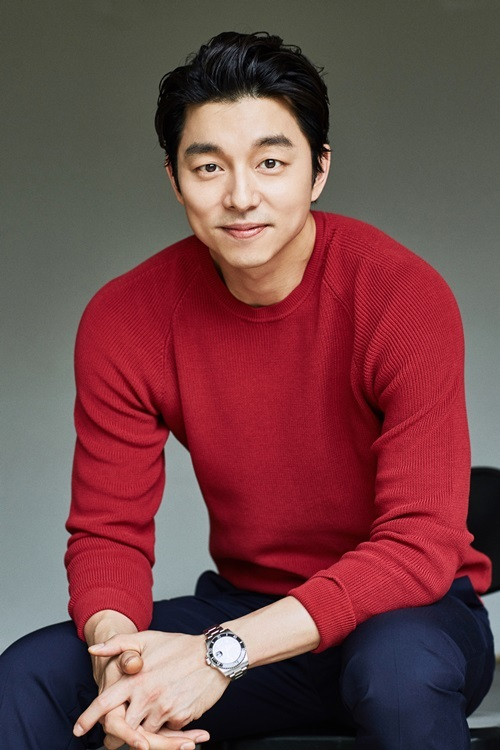 Actor Gong Yoo (Management Soop)