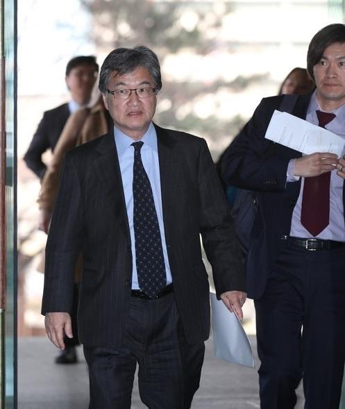 Joseph Yun, the top US nuclear envoy (Yonhap)