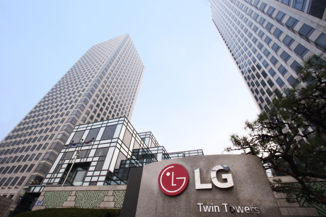 LG sues U.S. smartphone maker BLU over patent infringement