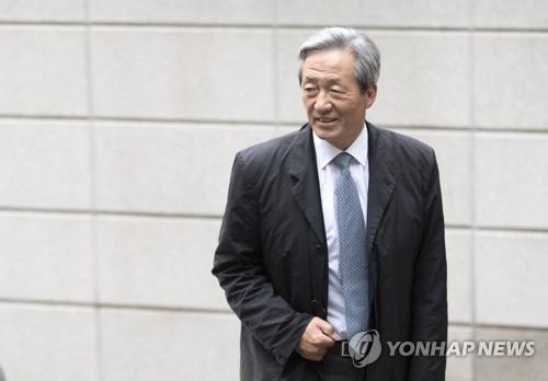 Former FIFA Vice President Chung Mong-joon (Yonhap)
