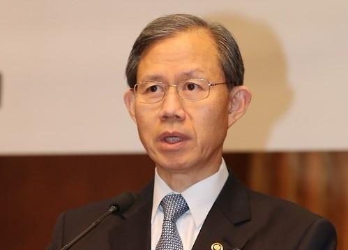 Vice Foreign Minister Ahn Chong-ghee (Yonhap file photo)