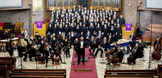 The Camarata Chorale and Orchestra (CMC)