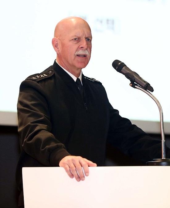 Adm. Scott Swift commander of the US Pacific Fleet