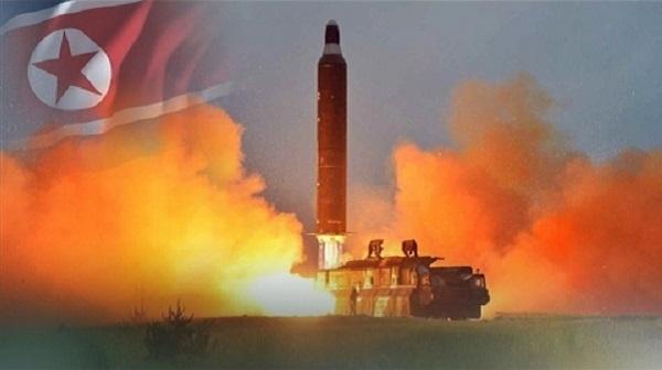 Seoul: North Korea fires ballistic missile off east coast