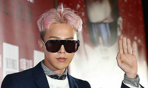 Big Bang's G-Dragon (Yonhap)