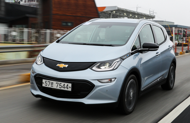 Behind The Wheel New Bolt Ev Pleasantly Fast Redefines Eco Driving