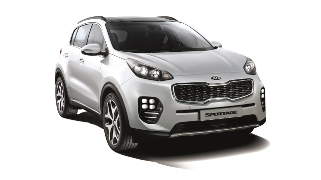 Kia Motors, South Korea's second-largest automaker, on Thursday released a style edition trim of the 2018 model-year Sportage SUV with a redesigned interior. The style edition is marked at 26.45 million won ($23,000). (Hyundai Motor Group)
