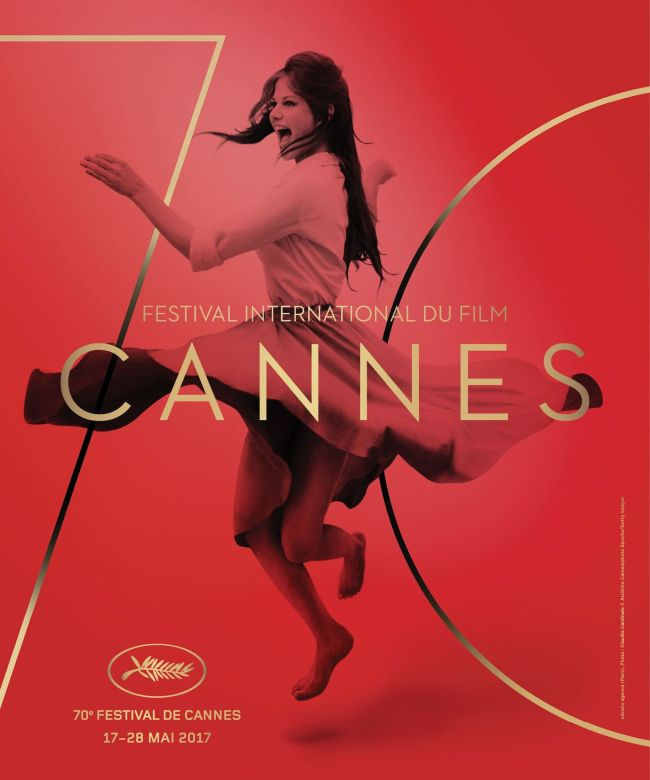 Poster for the 70th Cannes Film Festival (Cannes Film Festival)