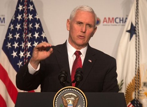 VP Pence thanks corporate Japan for boosting US growth