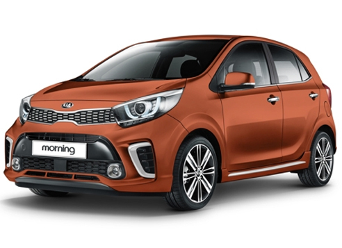 Kia's Morning mini car (Kia Motors)