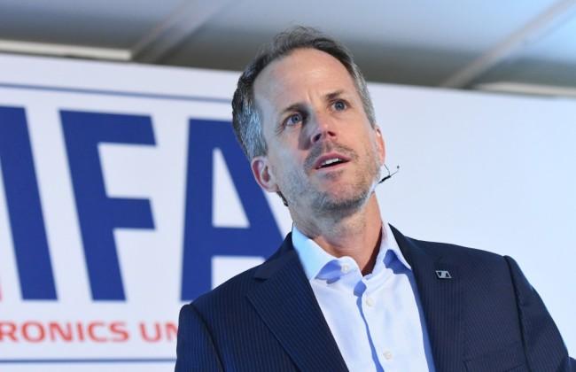 CEO Andreas Sennheiser (IFA)