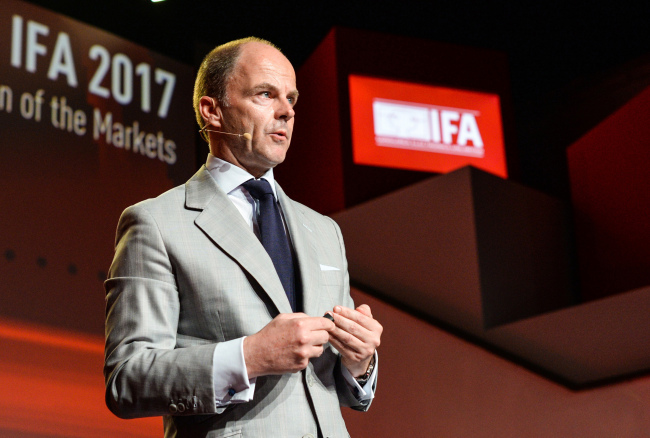 Christian Goeke, CEO of Messe Berlin (IFA)