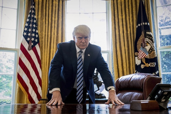 US President Donald Trump (Yonhap)