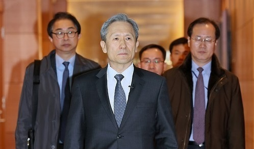 Central Intelligence Agency chief in South Korea for 'internal visit'