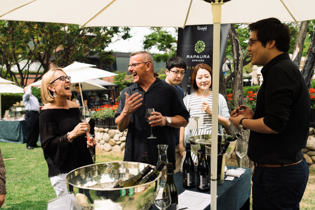 New Zealand Wine Festival 2016 c/o Korea Herald