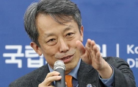 Kim Won-soo, a South Korean career diplomat and former under-secretary general at the United Nations (Yonhap)