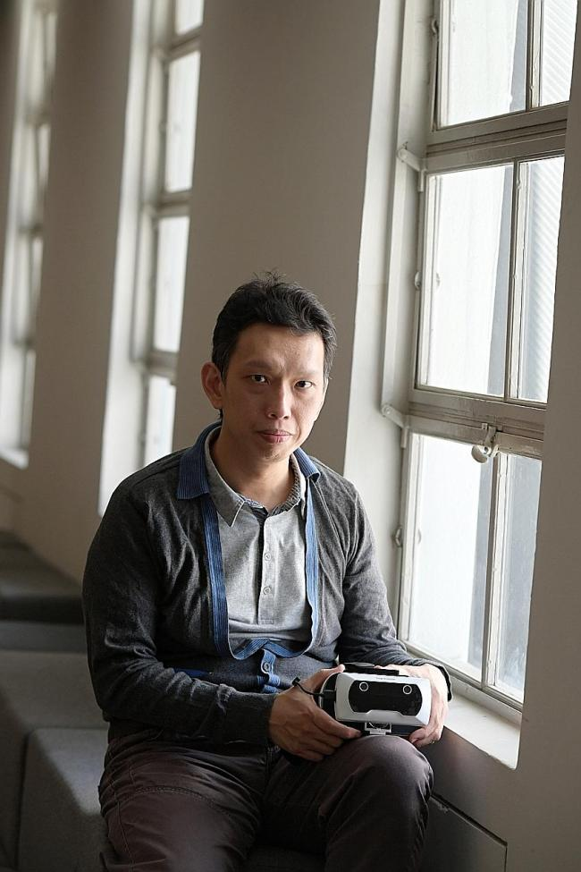Mr. Lionel Chok's start-up Immersively focuses on education, services and applications in augmented and virtual reality technologies. The Straits Times