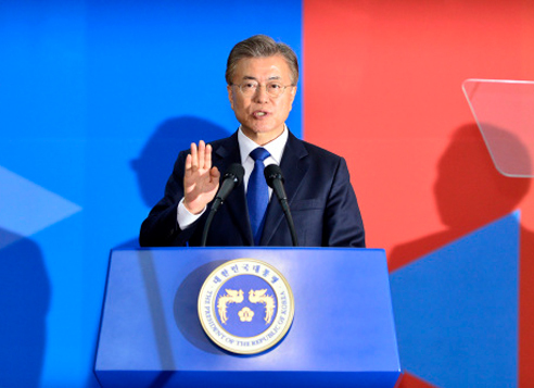 New South Korean President willing to visit North Korea