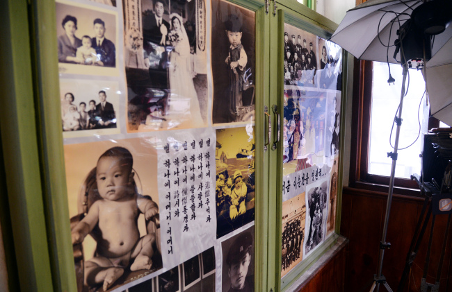 A photo studio in Seoul (Park Hyun-koo/The Korea Herald)
