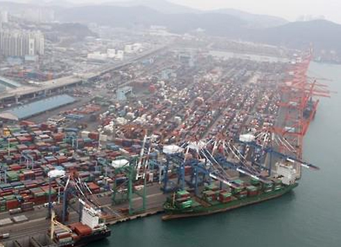 S.Korea's May 1-20 exports rise 3.4 pct y/y -customs agency