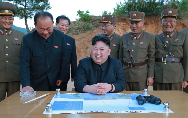 North Korea Launches Unidentified Projectile