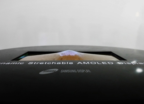 Samsung to unveil a stretchable display soon