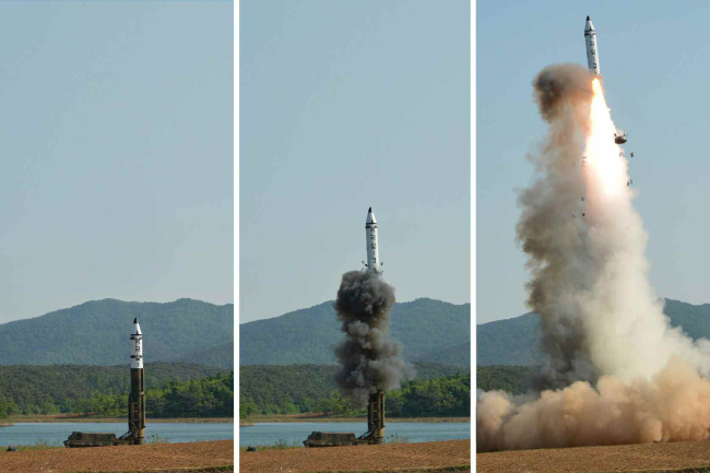 UNSC to hold meeting in response to North Korea's missile test