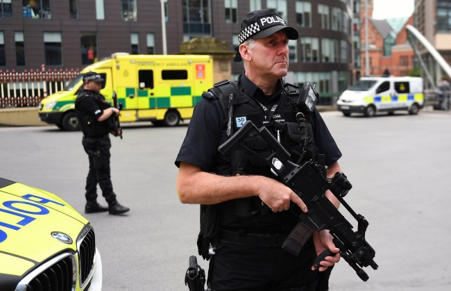 British police hunt possible bomb-maker, accomplices after Manchester bombing