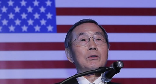 This undated file photo shows former South Korean Ambassador to the United States Hyun Hong-choo. (Yonhap)